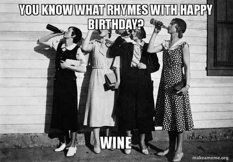 Birthday Wine Happy Birthday Wine Birthday Wine Beer Photos