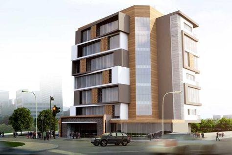 Sava otel aydın vero concept mimarlık parete libreria