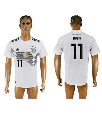 Deutschland Marco Reus 11 Heimtrikot Wm 2018 Herren Trikot Fussballtrikot Fussballtrikots