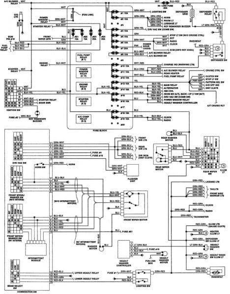 American Standard Air Handler Wiring Diagram