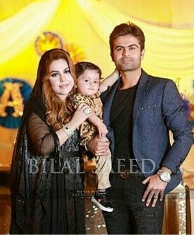 Cricketer Ahmed Shehzad With Family Pakistani Girl Pakistani Actress Pakistan Cricket Team