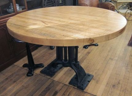 Trendy Kitchen Island Round Table Butcher Blocks 26 Ideas Round Kitchen Island Round Kitchen Butcher Block Tables