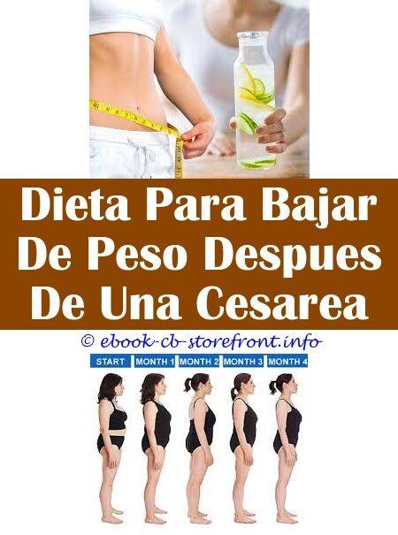 dieta para bajar de peso en jovenes