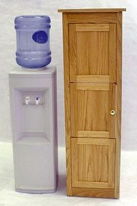 Rountree Furniture Water Cooler Cabinets