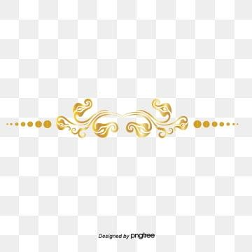 Gold Dividing Line Gold Vector Line Vector Dividing Line Png Transparent Clipart Image And Psd File For Free Download Overlays Transparent Background Overlays Transparent Gold Line