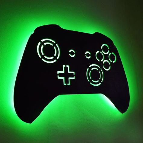 Video Game Xbox, Video Game Font, Video Game Bedroom, Video Game Rooms, Video Game Decor, Xbox 360, Playstation, Boys Game Room, Room Boys