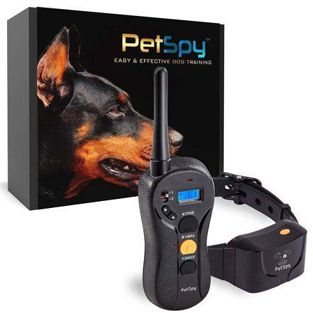 Pets Electric Dog Collar Dog Training Collar