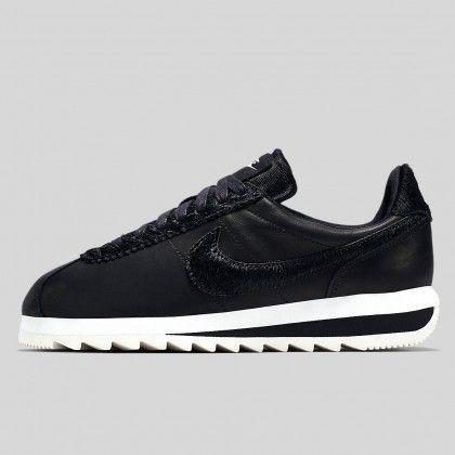 separation shoes ef929 20c8a Nike Wmns Classic Cortez Epic PH QS Black Summit White ...