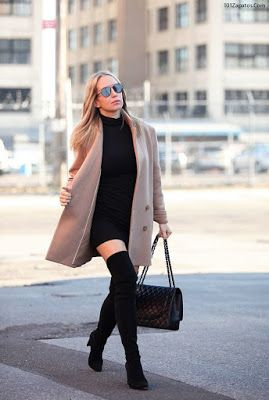 Botas Largas Para Dama En 2019 Botas De Moda Como Vestir