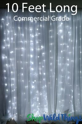coming soon led light curtain 200