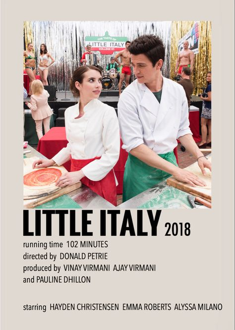 Little Italy by Millie
