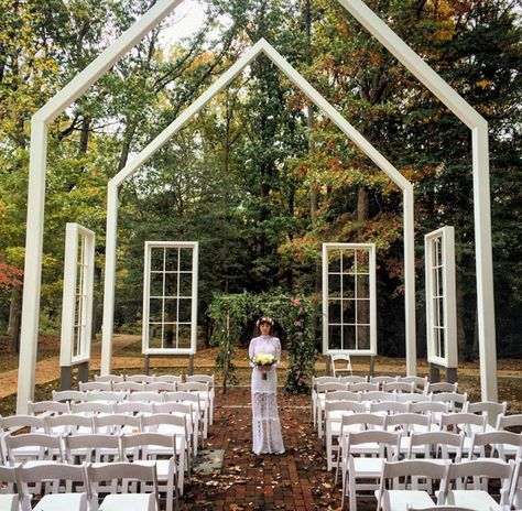 The Decor Detail You'll Want to Steal from This Celebrity Wedding - Jason Mraz's wedding ceremony and bride. Jason Mraz, Chapel Wedding, Wedding Ceremony, Wedding Venues, Wedding Ideas, Dream Wedding, Wedding Backdrops, Wedding Church, 1920s Wedding