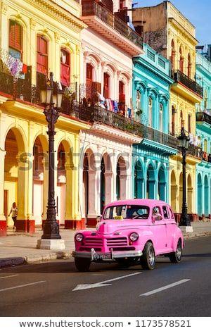 Havanacuba September 52018 Street Scene Classic Stock Photo (Edit Now) 1173578521