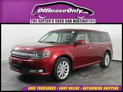 Ebay Advertisement 2018 Ford Flex Limited Fwd Off Lease Only 2018