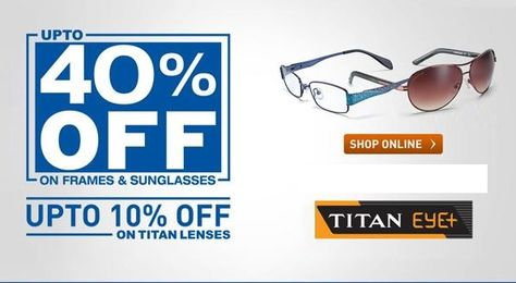 offers on Titan Eyeplus