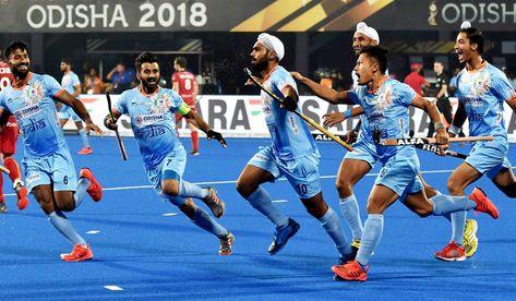 India Bid To Host Hockey World Cup In 2023 Hockey World Cup Hockey World Sport Event