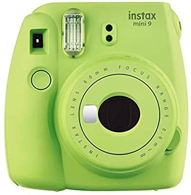 Fujifilm Instax Mini 9 Instant Camera Lime Green Camera Photo Fujifilm Instax Fujifilm Instax Mini Instax Mini