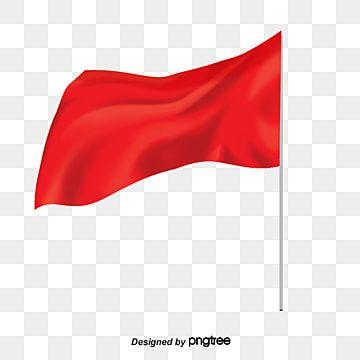 علم احمر علم احمر Png وملف Psd للتحميل مجانا Watercolor Flower Illustration Flag Vector Red Flare