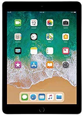 Amazon Com Apple 9 7 Ipad Early 2018 32gb Wi Fi Only Space Gray Mr7f2ll A Computers Accessories Ipad Wifi Apple Ipad Apple Ipad Pro
