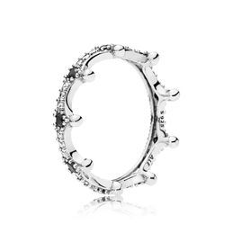 anello corona cuori pandora