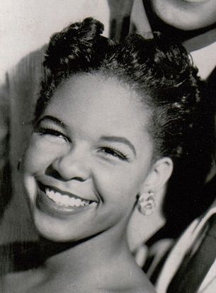 Zola With Natural Curls 1950s Hairstyles For African American