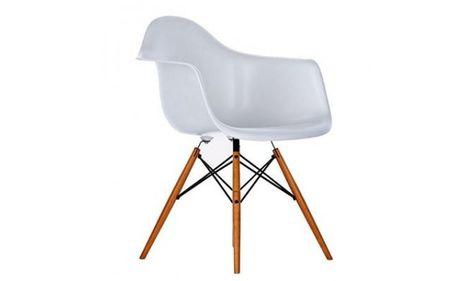 Vitra Design Stoelen.Vitra Daw Stoel Design Charles Ray Eames Eetkamerstoel Wit