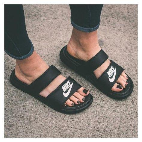 2cd6ab88f1f3 Nike Benassi Duo Ultra Women s Slide Sandals Hawkins Footwear and ...
