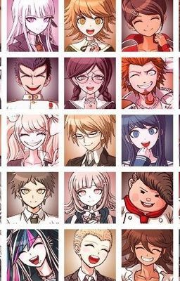 DanganRonpa One Shots (COMPLETED) - His Trapped Butterfly