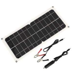 Solar Generator Emergency Power Supply Durable Solar Charging Led Solar Panels Solar Generator Solar Charging
