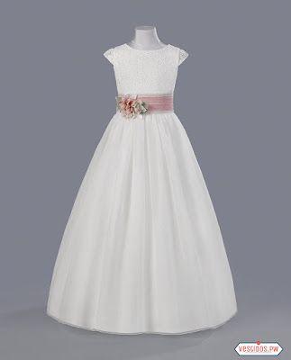 para toda la familia liberar información sobre atesorar como una mercancía rara Pin en Vestidos de comunión