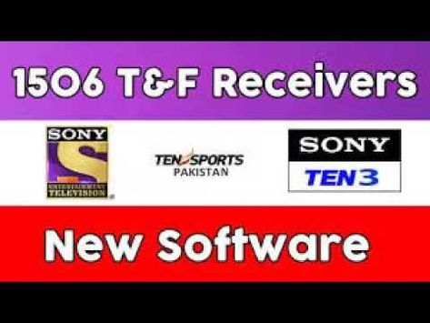 Software For 1506T 1506F Dish Recivers 2019 | DISH SETTING AND
