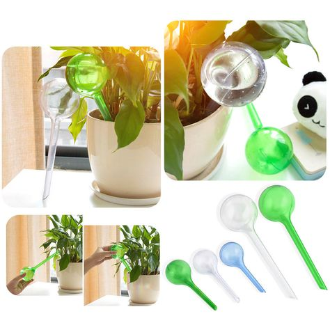 Plant Watering Globes Spikes Bags Home Garden House Plants Plants Garden Bulbs
