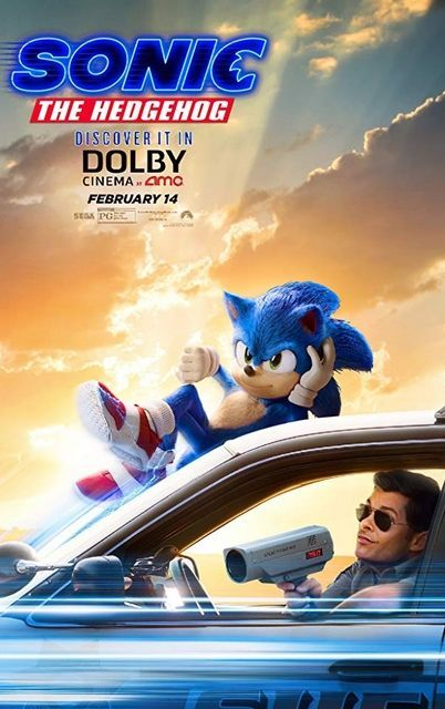 Ver Sonic La Pelicula 2020 Pelicula Completa Online Films Complets Sonic Film