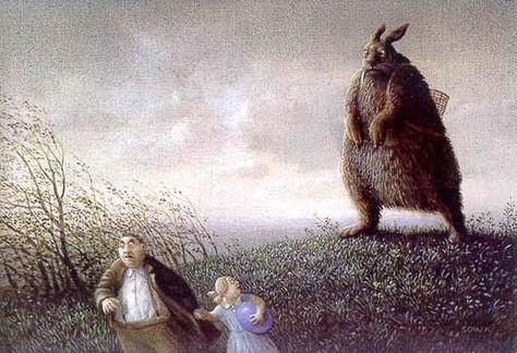 Happy Easter. Michael Sowa