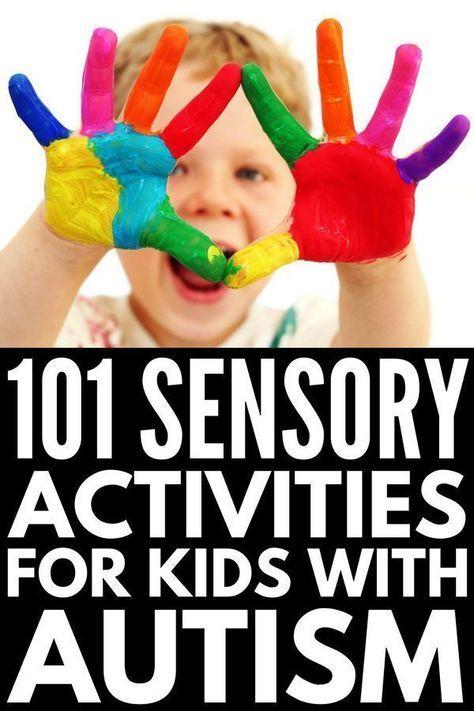 Proprioceptive Input - 40 Activities for Sensory Seekers