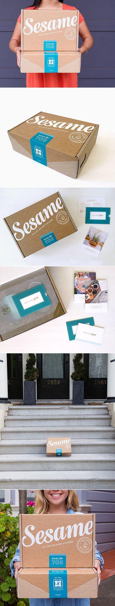 Lovely Package - Sesame