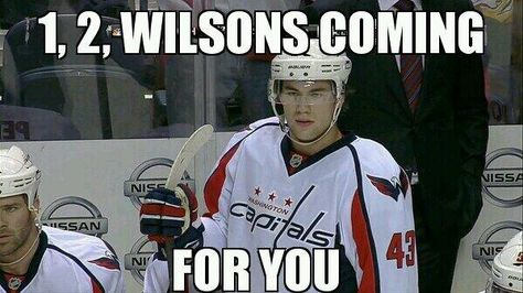 Tom Wilson Washington Capitals rich clune