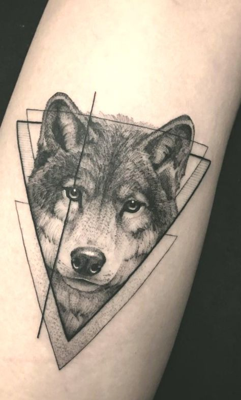 List Of Vinger Tattoo Wolf Awesome Pictures And Vinger