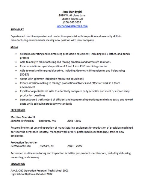Sample Of Structural Engineer Resume - http\/\/exampleresumecvorg - sample general labor resume