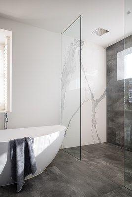 Statuario Six Quantumsix Quantum Quartz Natural Stone Australia Kitchen Benchtops Qua Elegant Bathroom Bathroom Interior Design Natural Stone Bathroom