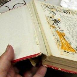How To Find The Best Glues For Book Repair Book Repair Diy Book Broken Book