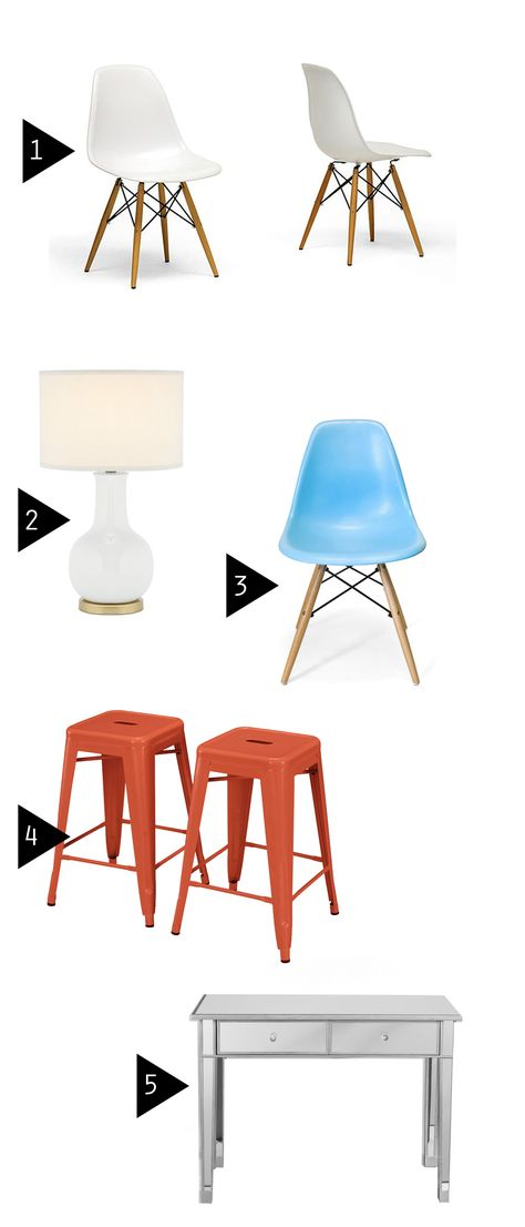 Favorite Sources for Affordable Home Decor