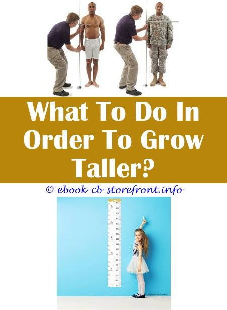 6 Thankful Clever Ideas Can You Grow Taller After 18 How To Grow