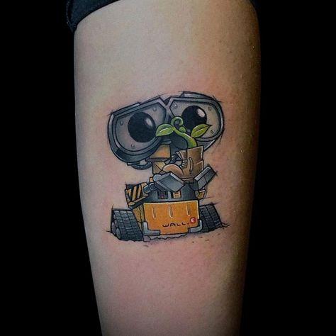 Cute Disney Tattoos, Disney Inspired Tattoos, Disney Tattoos Small, Disney Sleeve Tattoos, Nerdy Tattoos, Movie Tattoos, Up Tattoos, Body Art Tattoos, Hand Tattoos