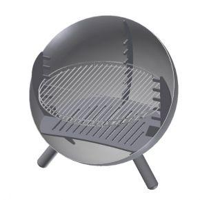 Bubble Grill Fix Edelstahl Bbq Table Bubbles Charcoal Grill