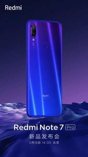 Redmi Unveiled The Note 7 Pro Yesterday At An Event In India But It Didn T Divulge Any Details Regarding Its Availability In Other Note 7 Xiaomi Iphone Offers