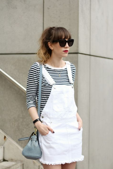 5687403cbad3 The Lovecats Inc  TODAY  The Dungaree Skirt