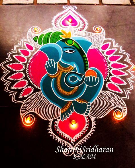 Rangoli Images for Diwali 2018