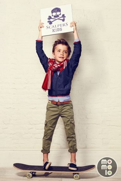www.momolo.com  Look de Scalpers  | MOMOLO Street Style Kids :: La primera red social de Moda Infantil #kids #dress #modainfantil #fashionkids #kidsfashion #childrensfashion #childrens #ninos #kids #streetstylebaby #ropaninos #kidsfashion #ss15 #streetstylekids #kidswear #baby #modaniños