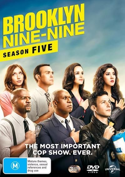 movie 2019 brooklyn Brooklyn Nine Nine Season 5 Comedy DVD Sanity TV